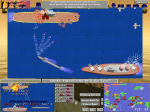 Defeat your enemy using battleships, destroyers, submarines, and more.